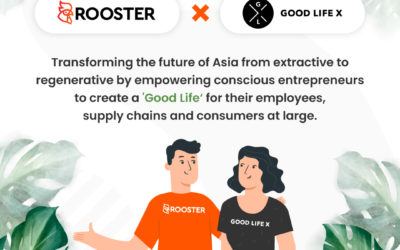 Rooster partners with The Good Life X to empower Sri Lankan startups 🚀